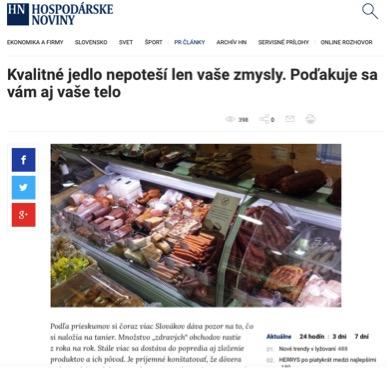 Hospodárske noviny