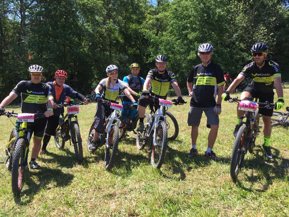 Štart BikeFest